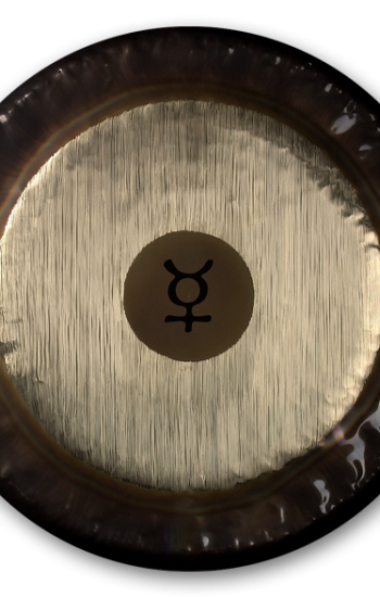 32″ Planet Gong C#2 Mercury