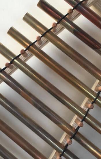 Copper Xylophone